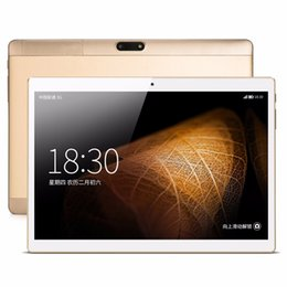 Wholesale Onda Android - Wholesale- Original ONDA V10 3G Phone Call Tablets PC 10.1 inch ONDA ROM 2.0 (Based on Android 5.1 OS) MTK8321 Quad Core 1GB 16GB GPS
