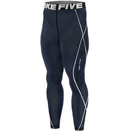 Wholesale Premium Pants - Wholesale- New Premium TakeFive Men's Compression Skin Tight Long Sleeve Pants 189