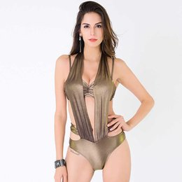 09906daf57 Europe and the United States women s sexy conjoined thin steel support  gather bikinis swimsuits female swimsuit