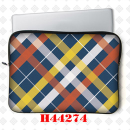 Wholesale Ipad Acer - Laptop Sleeve 12 13 15 17inch Laptop Bag Neoprene Notebook Case For macbook air Asus HP Acer Lenovo
