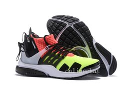 Wholesale Snakers Shoes - Hot Sale Fashion Airs Presto Ultra Men Running Shoes Athletic Casual Trainers Sports Shoes Cheap Ultra Boost Snakers