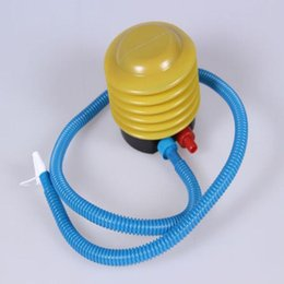 Wholesale Wholesale Gas Cylinder - Wedding balloon decoration the wedding party arch foot feet type pump inflator air blower blow cylinder cylinder compressor gas