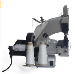 Canada Aiguilles électriques portatives à double aiguille Machine à coudre Machine Fr Sac tissé 220V cheap electric needle machine Offre