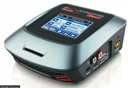 Wholesale Professional Balance Charger - Genuine SKYRC T6755 AC DC Professional Balance Charger Discharger 2A 5W with Touch Screen via dhl