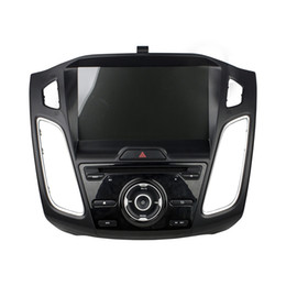 Wholesale Ford Focus Car Stereo - High quality 9inch Andriod 5.1 Car DVD player for ford Focus with GPS,Steering Wheel Control,Bluetooth, Radio