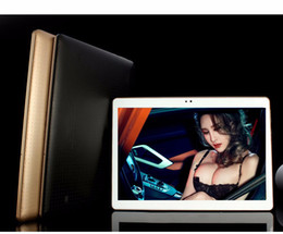 Wholesale 32gb Tablets Sale - Wholesale- Sales promotion 10.1 inch T805C Octa Core Ram 2GB Rom 32GB Tablet Android5.0 Phone 4G Call Tablet PC tablette bluetooth GPS