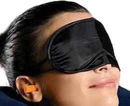 Wholesale Eyes Sleeping Masks - High Quality EYE MASK Sleep Blindfold Sleeping Eyemask Masks Travel Rest Eye Mask Soft Eye Mask Shade Nap Cover Free Shipping