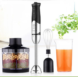 Wholesale Hand Blender Whisk - M-08 Multifunctional Household 850W Electric Stick Blender Hand Blender Egg Whisk Mixer Juicer Meat Grinder Food Processor