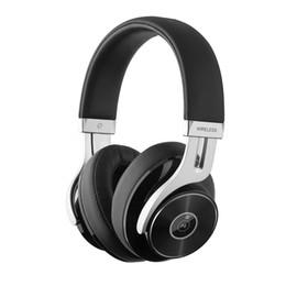Wholesale Gaming Headset Usb - Edifier W855BT Wireless Bluetooth Headphones Stereo HIFI Wireless Headphone Headset BT 4.1 with Microphone Gaming Headset