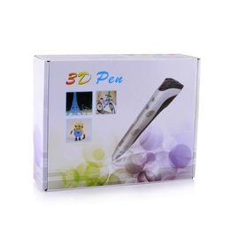 Wholesale 3d Stl - Fashion 3D stereoscopic printing pen