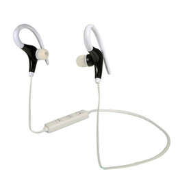 Wholesale Bluetooth Headset Manufacturers - very hot in ear Stereo sport Sweatproof Earphone good quality Wireless Bluetooth earbuds V4.0 manufacturer factory price
