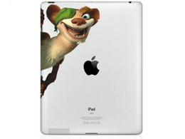 Wholesale Stickers Tablet Pc - Hot Originality Snow White series Vinyl Tablet PC Decal Color Sticker Skin for Apple iPad 1  2   3   4   Mini Laptop Skins Sticker