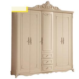 Canada Vente chaude nouvelle arrivée cinq portes armoire moderne européenne toute garde-robe Français chambre meubles garde-robe pfy10157 Offre