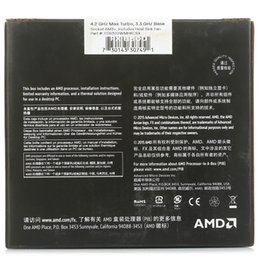 Wholesale Amd Processor Am3 - AMD FX series FX-8300 eight core CPU AM3+ interface processor (without fan)