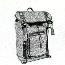 Wholesale Backpack Leather Travels - fashion classic male letter G brand real genuine leather mens backpack shoulder bag large capacity Brand travel backpack big shoulder bag