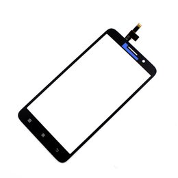 Wholesale Touch Screen 5.5 For Lenovo - Wholesale- For Lenovo A850+ A850 Plus 5.5 inch Original New Black Touch Panel Screen Digitizer Glass Lens Replacement Free Shipping