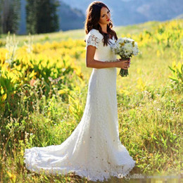 Shop Vintage Western Style Wedding Dresses UK   Vintage Western ...