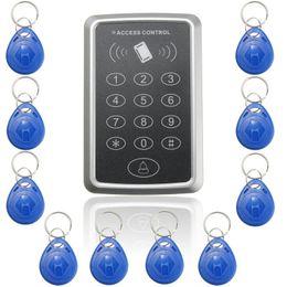 Wholesale Access Designs - Wholesale- NEW 125KHz Door EM ID Card Access Control Keypad Weatherproof Design For Car Parking Security Access Control