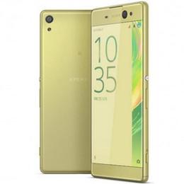 "Téléphones ultra mobiles en Ligne-Refurbished Original Sony XA Ultra 6.0"" Octa Core 3GB RAM 16GB ROM 21.5MP 4G Lte Android Smart Mobile Phone Free Shipping DHL 5pcs"