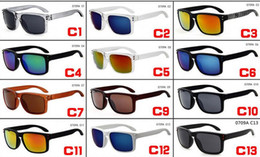 Wholesale Bike Aluminum Frame - 2017 hot sale sports sunglasses hoolbrook style outdoor cycling sun glasses for men women bike glasses 0709A