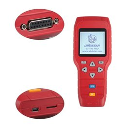 Wholesale Volvo C - OBDSTAR X-100 PRO Auto Key Programmer (C+D) Type for IMMO+Odometer+OBD Software Get PIC and EEPROM 2-in-1 Adapter Free Shipping