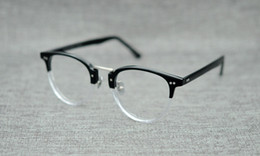 a4138000e2f 2017 fashionable Oliver peoples fine frame vintage plate spectacle frame  small face nearsighted glasses various colors