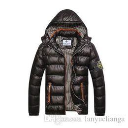 Wholesale Warmest Winter Parkas - 4 Photos 2017 Luxury 2211 Brand anorak men winter jacket men Winter Jacket High Quality Warm Plus Size Man Down and parka anorak jacket