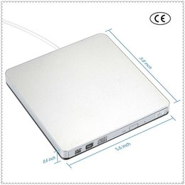Wholesale External Burner - Wholesale- USB 3.0 CD DVD-RW Burner Writer Player External Optical DriveComputer USB3.0 external DVD recorder USB mobile CD-ROM