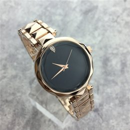 Wholesale Sexy Dresses Chains - New Arrivial Women watch Star Shinning Dial Rose Dial steel Bracelet Chain Luxury Dress watch Hign Quality Japan Movement Sexy Free shipping