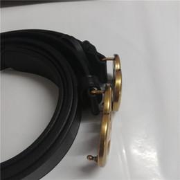 Wholesale Promotion Box - Promotion High Grade Quality Genuine Leather Belt Men Women waist belt brand designer luxury famous original box
