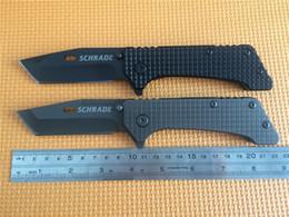 Schrade SCH302 Frame Lock Flipper 3.7