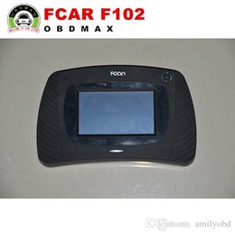Wholesale Toyota Diagnostic Tool Price - Best Price F102 FCAR F102 Gasoline Car 12 Types Special Function Tool with OBDII Diagnosis FCAR F102 Gasoline Car
