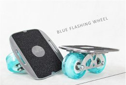Wholesale Drift Skate Board - New Sports Skateboarding Roller Skates Limit Drift Plate SF Free Split Aluminium Alloy Packing Bags Gifts Antiskid Scrub