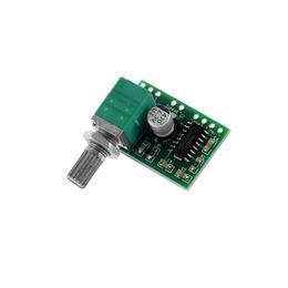 5v verstärker online-PAM8403 5V DC-Audio-Verstärkerplatine 2 Kanal 3W W Lautstärkeregler USB