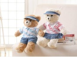 Wholesale Graduation Uniform - Ziha teddy bear plush toys factory custom-made uniforms bear graduation ceremony birthday presents a teddy bear