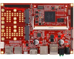 Wholesale Pos Single - i.mx6 solo computer board imx6 android linux development board i.mx6 cpu cortexA9 board embedded POS car medical industrial