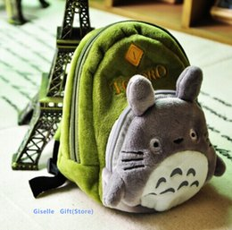 Wholesale Kawaii Key Hooks - Wholesale- KEY HOOK Wallet ; Super Kawaii MY Neighbor TOTORO ; Coin Purse Wallet Pouch ; Key Hook Phone BAG Case Women BAG