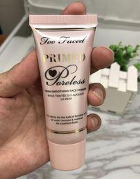Wholesale Wholesale Primer For Make Up - Too Face Makeup PRIMED PORELESS PURE PRIMER OIL-FREE SKIN SMOOTHING FACE PRIMER FOR SENSITIVE SKIN Faced Make Up bye bye Foundation