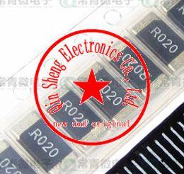 Wholesale Precision Resistance - Wholesale- 100PCS LOTS Resistance of 0.02R 20M ohm R020 2512 2W 1% patch precision alloy SMD chip resistor New original