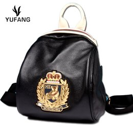 Wholesale Western Style Ladies Dresses - YUFANG Brand Backpack Women Western Style Fashion Travel Bag Women Cute Soft Ladies Daily Bag Sweet Ladies Shopping Bag