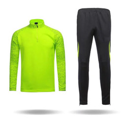 Wholesale Running Clothing Men - 2017 Plate Pants Sweater Tracksuits clothes short sleeved shirt Adult man Running Wear Running Jerseys