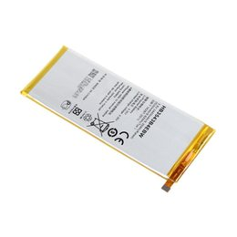 Wholesale Huawei Ascend Battery - New 3.8V 2460mAh HB3543B4EBW Li-Polymer Battery For Huawei Ascend P7 L07 L09 L00 L10 L05 L11 Phone Battery