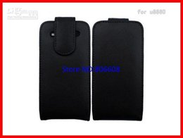 Wholesale Doormoon Case - case for Honor U8860 Original Doormoon flip leather case for Huawei Honor U8860 cover Free shipping