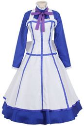 Wholesale Hannah S - Malidaike Anime Halloween Party Dress Black Butler II Hannah Annafellows Cosplay Costume Dress Outfits