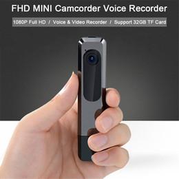 Wholesale Mini Recording Pen - Mini Camera C181 Uninterrupted Recording Pen 1080P Full HD Mini DV Sport Camcorder Voice Video