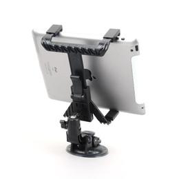 Держатель ipad для присоски онлайн-Оптовая продажа-Tablet автомобиль присоске автомобильный держатель для iPad 1 2 3 mini HTC SAMSUNG Tablet