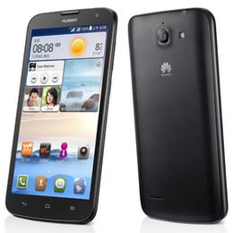 2019 teléfonos dual sim huawei Teléfono inteligente original Huawei G730 con Android 4.2 Cámara de 5.0 pulgadas con núcleo cuádruple 5.0MP Teléfonos celulares Sim desbloqueados