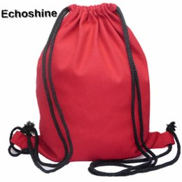 Canada Solid Color Drawstring Bags Supply, Solid Color Drawstring ...