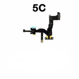 kameramodul iphone 5s Rabatt Neue Ersatzteile Für iPhone 5 5 S 5C 6 6 Plus 6 S 6 SPlus 7 7 Plus Vorne Kamera Modul Proximity Lichtsensor Flexkabel