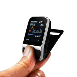 "Wholesale Waterproof Watch Speaker - Wholesale- 1.41"" TFT Screen Sport Watch 4GB Storage HiFi Mp3 Player Pedometer FM Radio Recorder e-Book Function Portable Music Player"